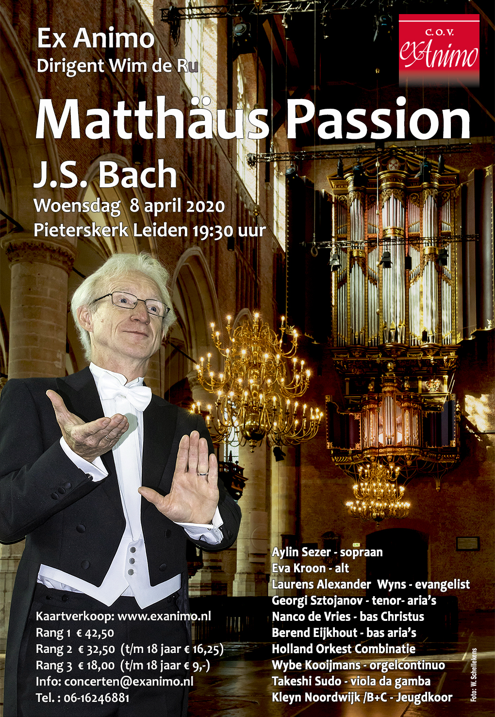 Matthäus Passion  J.S. Bach