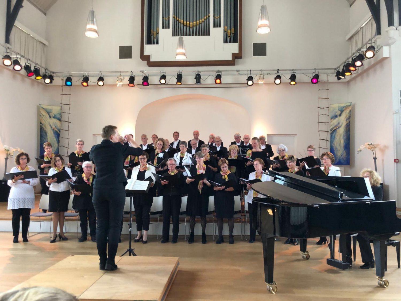 Jubileumconcert Vox Laeta 75 jaar zingen in vrijheid