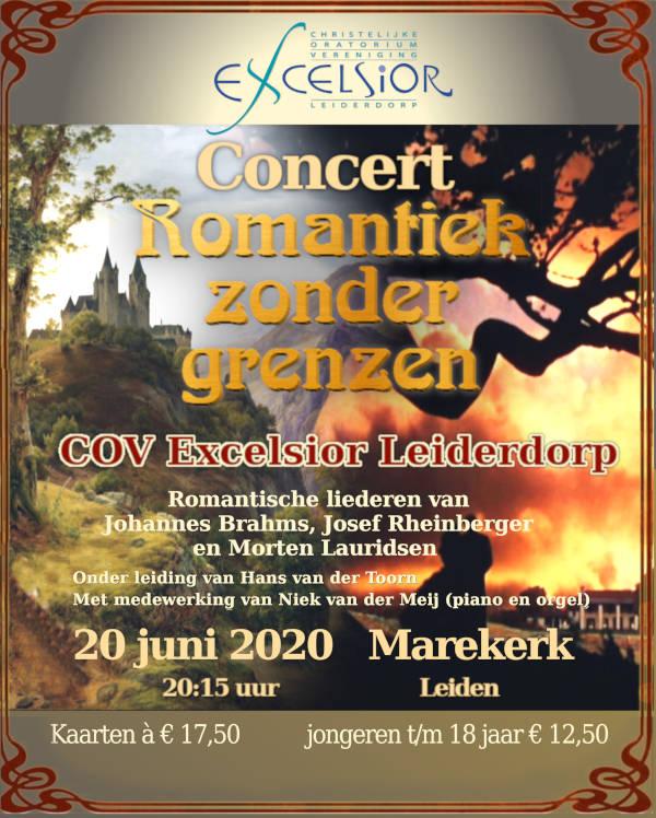 """Concert """"Romantiek zonder Grenzen"""""""